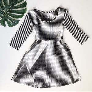 Xhilaration striped dress